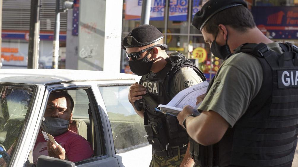 Refuerzan la presencia de fuerzas federales en Rosario por el juicio a