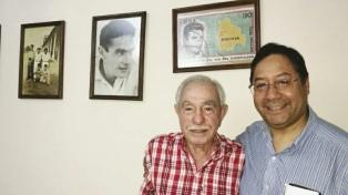 """Murió Osvaldo Peredo, último de tres hermanos que combatieron junto al """"Che"""" Guevara"""