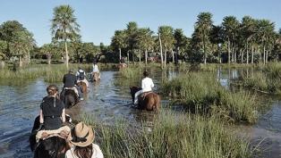 El Parque Nacional Iberá reabre para turistas de todo el país