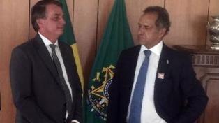 Bolsonaro garantizó que no se verán afectadas compras de trigo a la Argentina