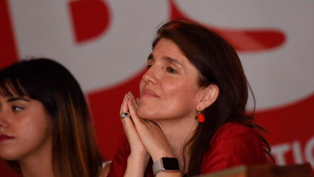 Paula Narváez fue ministra de la Secretaría de Gobierno y jefa de Gabinete de Michelle Bachelet entre 2014 y 2018.
