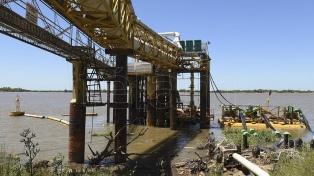 Por la bajante histórica, Santa Fe instalará una nueva bomba de captación de agua