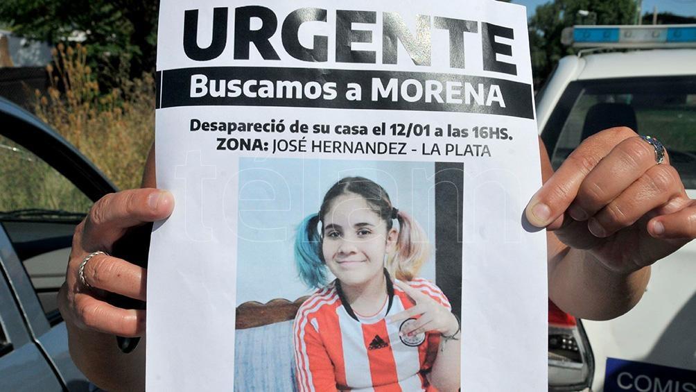 Continúa la búsqueda de la nena de 13 años que desapareció en La Plata