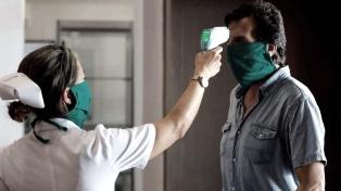 Hospitales bonaerenses: afirman que 40% de consultas son por síntomas de Covid-19