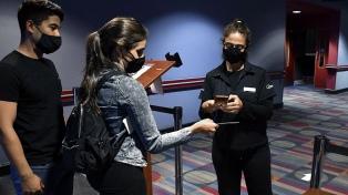 Cómo es el protocolo para la reapertura de los cines, tras diez meses