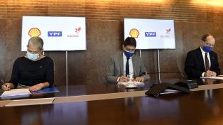 YPF suma a Shell como socio para exploraciones en el Mar Argentino