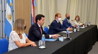 """De Pedro pidió """"escuchar, planificar y trabajar para hacer una Argentina federal y justa"""""""