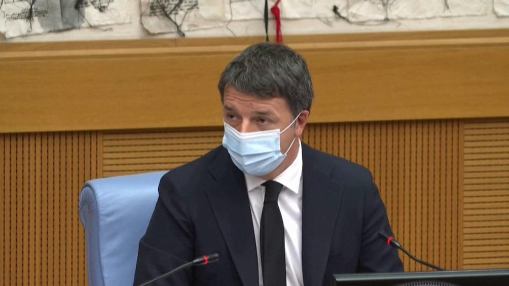 Tras la ratificación de Conte, Renzi vuelve a distanciarse de los italianos