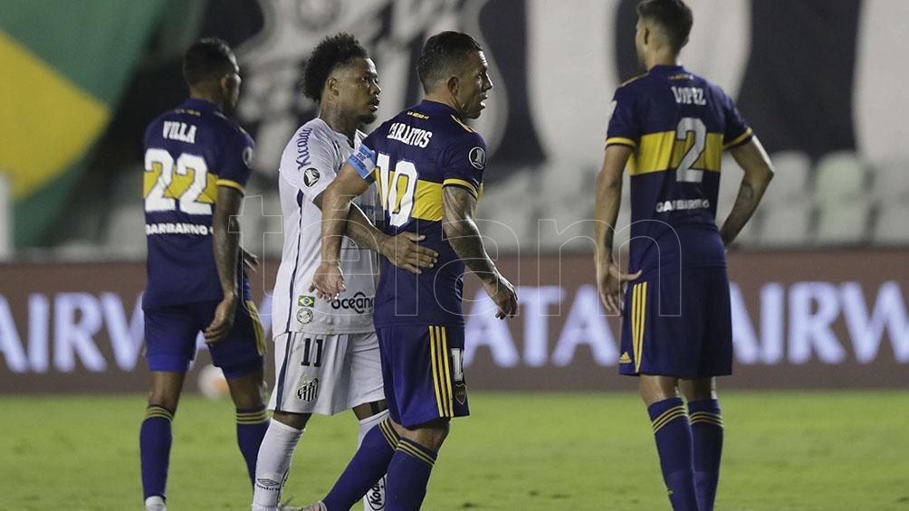 """El duelo ante Santos por la Copa Libertadores una herida que no cierra en el """"Mundo Boca"""""""