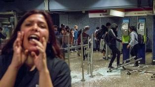 La oposición pide incluir a los estudiantes en el proceso constituyente