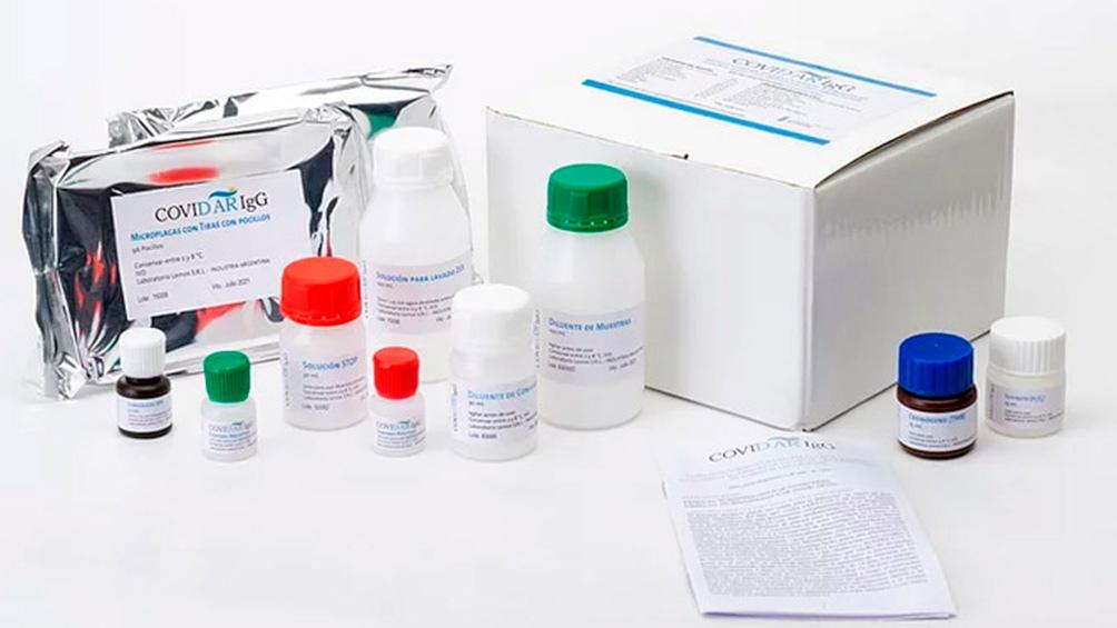 El proyecto Covidar produjo test y avanza en diversas investigaciones.
