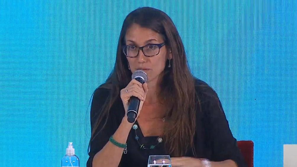 Elizabeth Victoria Gómez Alcorta anunció que la IVE entrará en vigencia a más tardar el 23 de enero.