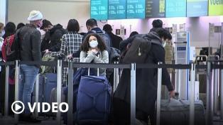 El Gobierno británico prohíbe el ingreso de viajeros de Argentina y el resto de América del Sur