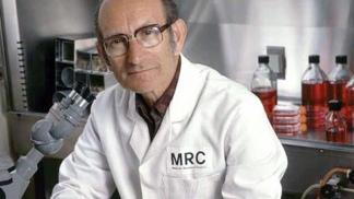 César Milstein, Nobel de Medicina 1984.