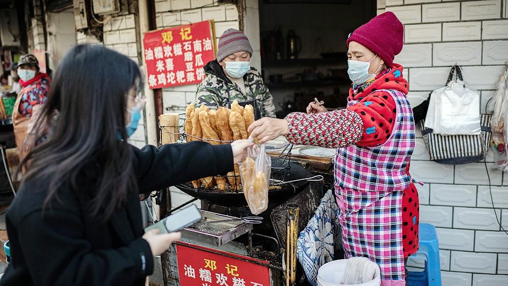 China defendió su reacción ante la pandemia