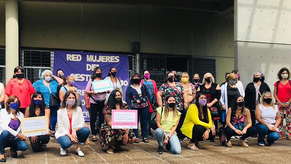 Rosario lanzó una campaña contra la violencia de género