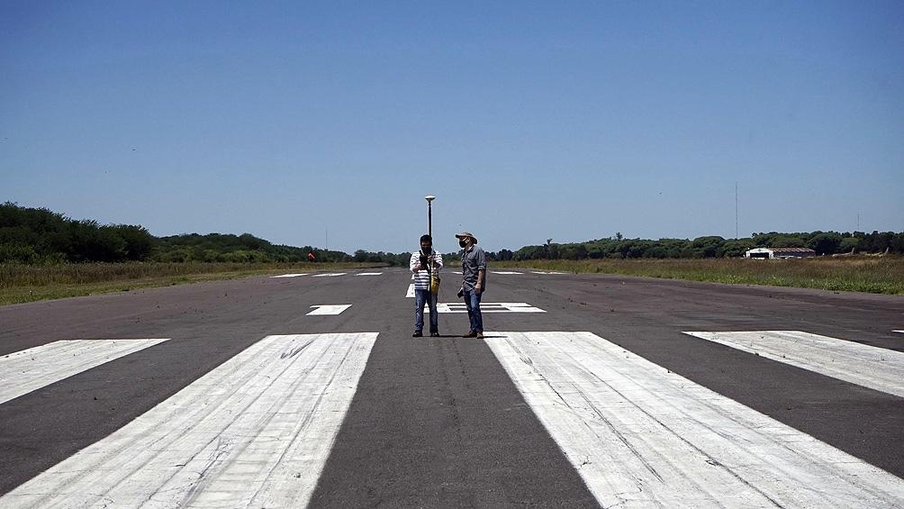 Saldrá desde la Base Aérea de Morón un avión con un equipo de escaneo terrestre para sobrevolar las 5 mil hectáreas de Campo de Mayo y la zona anexa conocida como Plaza de Aguas.