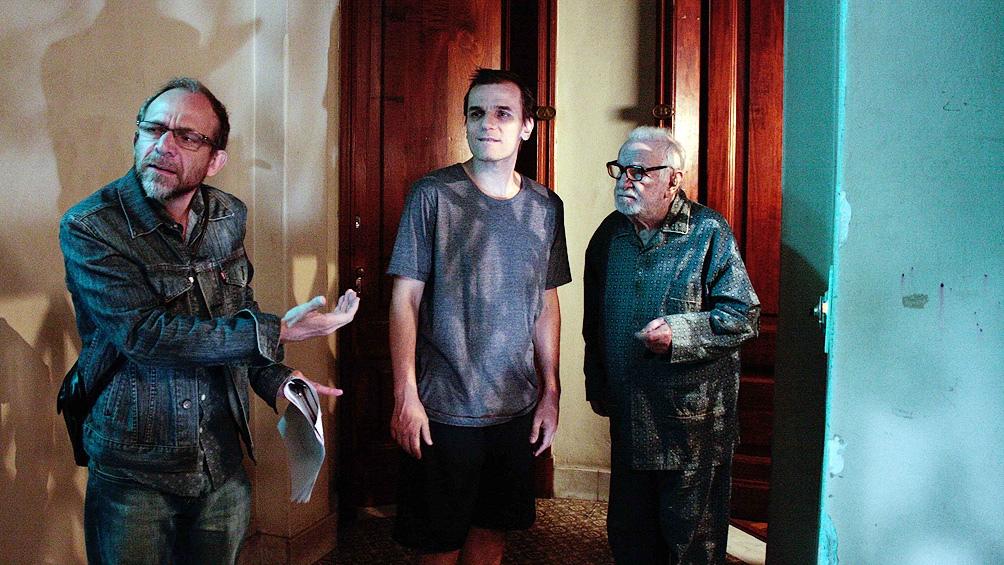 """""""El trabajo actoral partió desde lo interno, pero requirió de un gran esfuerzo físico"""", sostuvo Soriano."""