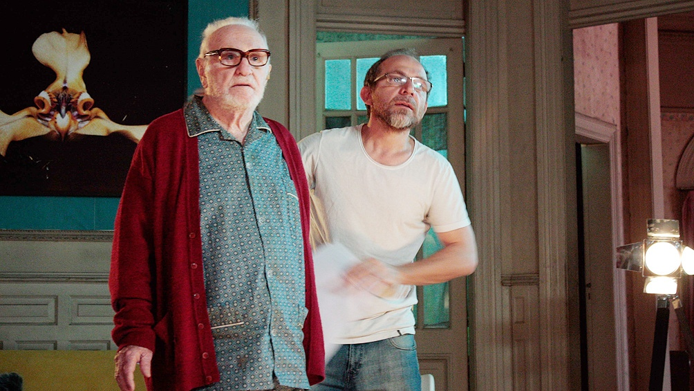 """Pepe Soriano estrenará """"Nocturna"""", un thriller psicológico de Gonzalo Calzada."""
