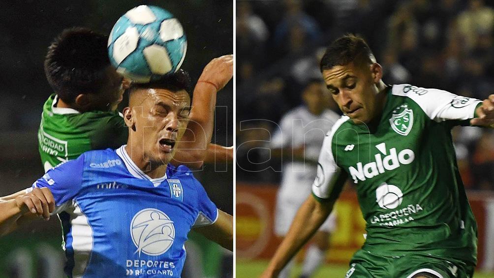 Estudiantes de Río Cuarto y Sarmiento de Junín se enfrentan por el primer ascenso a la A