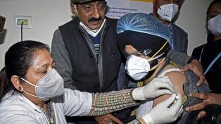 India superó por primera vez los 100.000 casos en un día