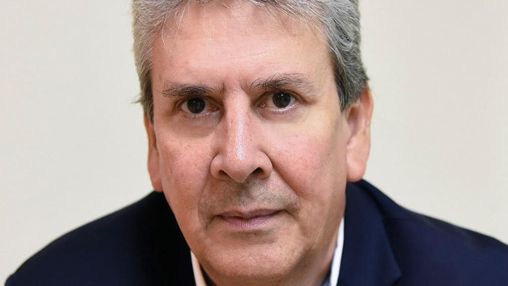 José Martíns, presidente de la Bolsa de Cereales de Buenos Aires y vocero del Consejo Agroindustrial Argentino