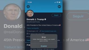 El cierre de cuentas de Trump y el poder de las plataformas digitales para zanjar el debate público