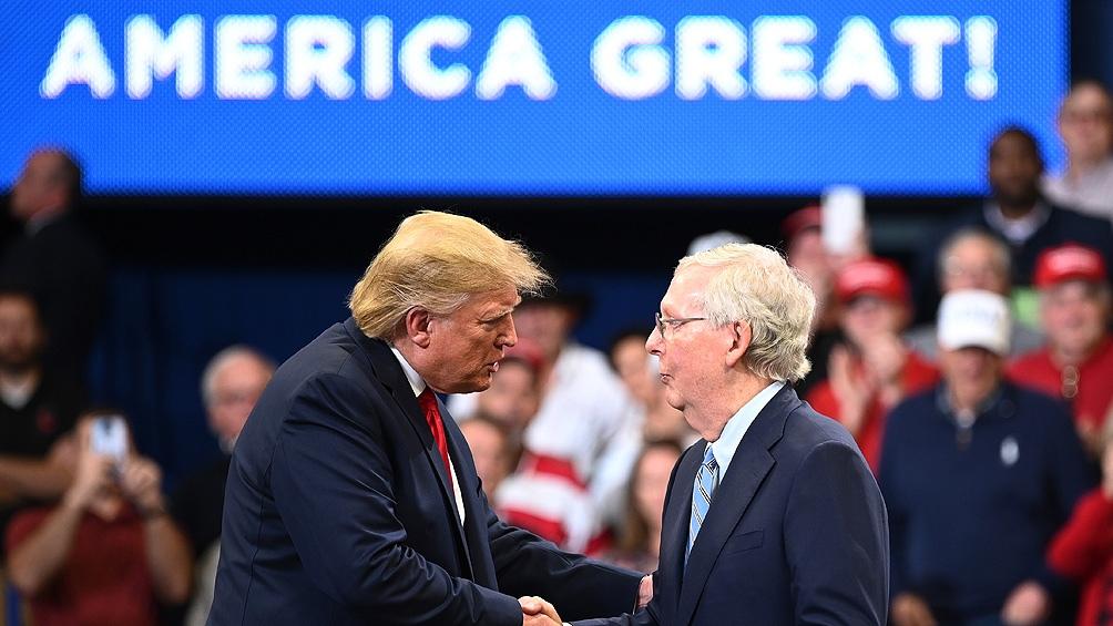 Ahora, solo una eventual condena e inhabilitación de Trump parecerían poder poner fin a sus ambiciones electorales