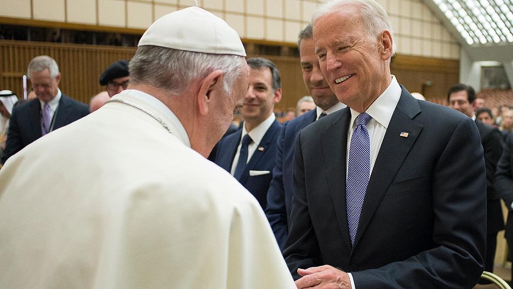 """""""El Vaticano de hoy puede ser visto por Biden como un puente para que Washington mejore sus relaciones con Estados con los que tiene un mal vínculo"""""""