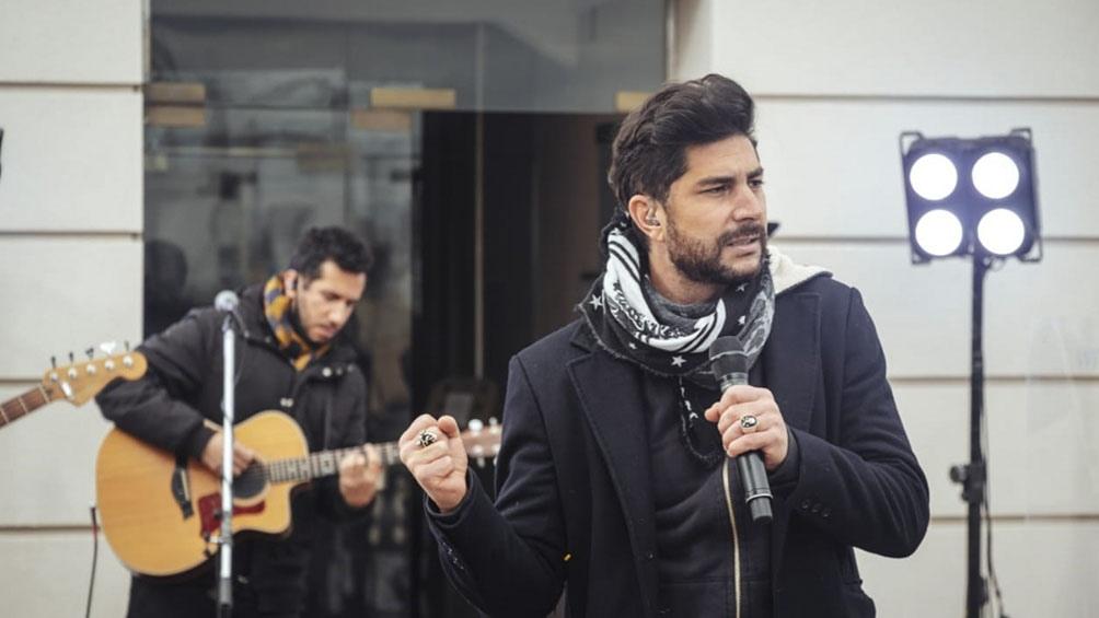 """Desde este domingo a las 12, Maxi Pardo conducirá por la pantalla de América """"Rock n"""