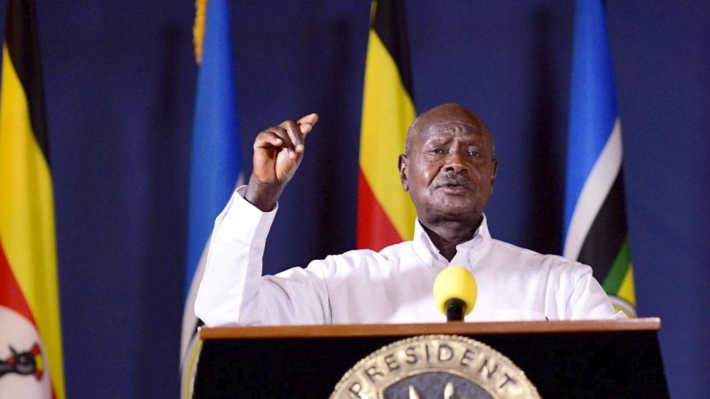 Museveni gozaba de una amplia visibilidad entre el electorado, dada su posición de presidente.