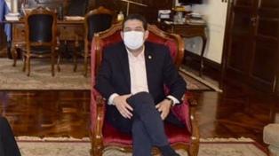 El vicepresidente Velázquez dio positivo en coronavirus