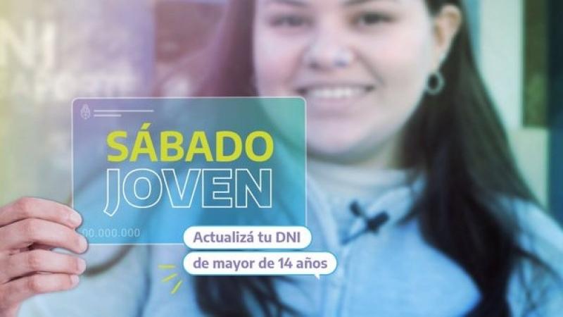 El Renaper comienza a atender los sábados la renovación de DNI a jóvenes de 14 años