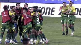 Defensa y Justicia pasó de ronda con lo justo frente Estudiantes de Buenos Aires