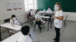 """Desde la Ciudad afirman que """"el protocolo prioriza el cuidado de los chicos y docentes"""""""