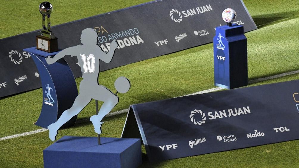 La Copa Maradona se la quedó Boca.