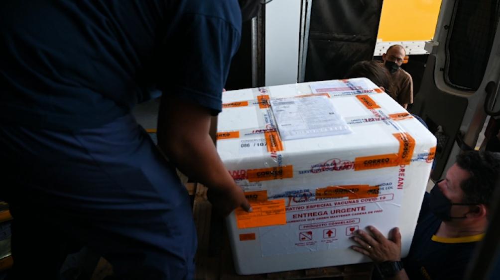 La segunda dosis de la vacuna Sputnik estará este martes en todo el país