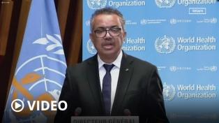 """La OMS advirtió un """"catastrófico fracaso moral"""" del mundo por la concentración de vacunas"""
