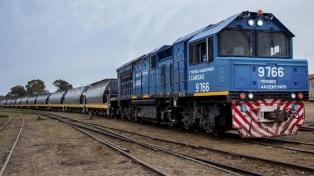 """Guerrera: """"Vamos hacia un sistema moderno, abierto y mixto público-privado en los trenes de carga"""""""