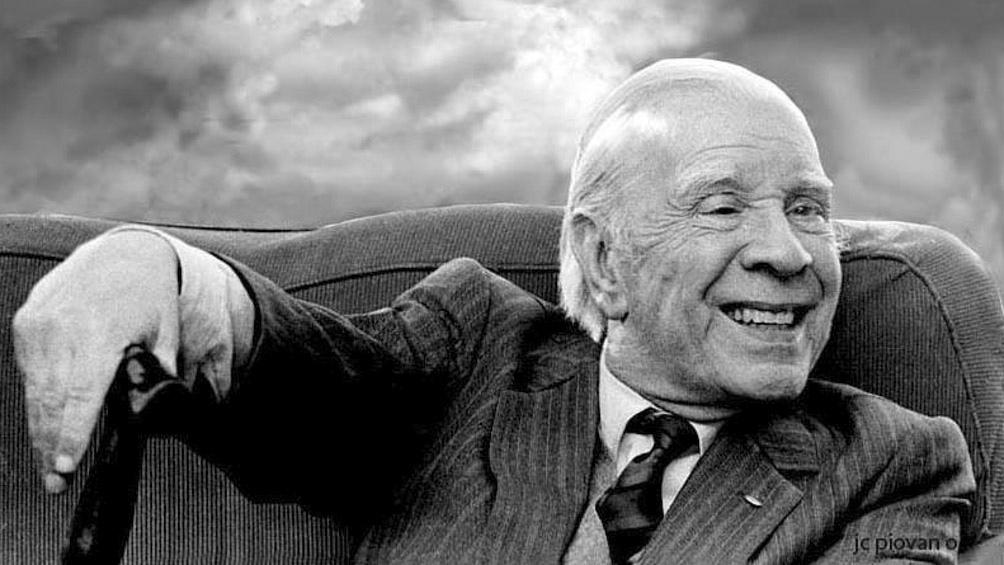 Jorge Luis Borges murió en Ginebra, Suiza, el 14 de junio de 1986.