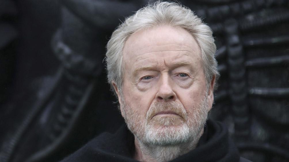 Ridley Scott prepara dos proyectos