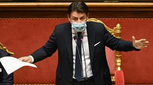 Partidos italianos negocian un programa de Gobierno para el regreso de Conte al poder
