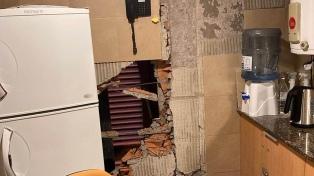 """El sismo sólo produjo """"daños en la habitabilidad"""" de casas precarias"""