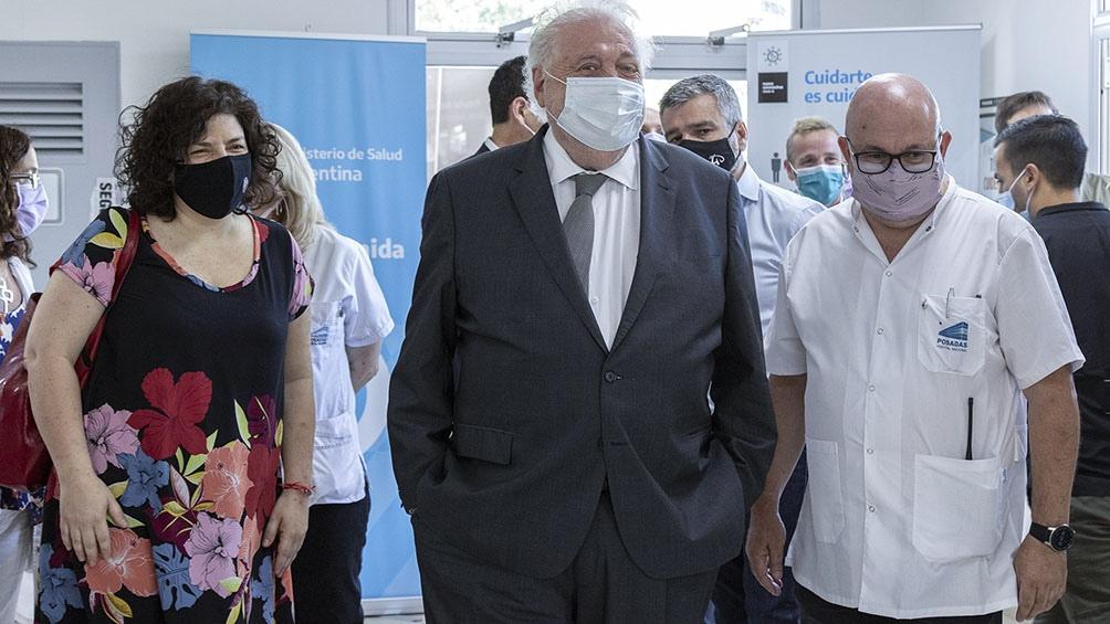 Ginés González García expondrá ante la comisión de Salud de Diputados