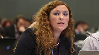 Pilar Bueno, investigadora del Conicet.