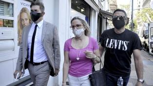 Dictan prisión preventiva para uno de los acusados del robo a Carolina Píparo