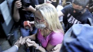 Elevan a juicio oral la causa por el robo a Carolina Píparo