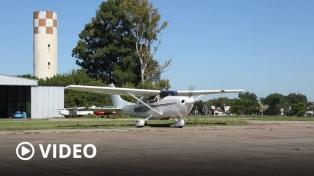 El EAAF terminó el relevamiento aéreo y comienza la etapa de análisis de datos