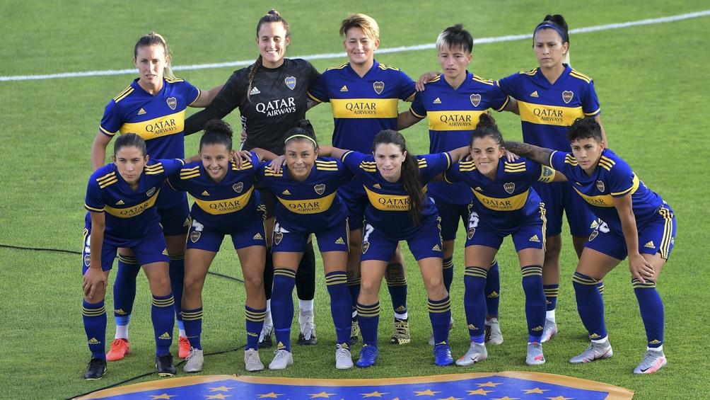 Boca es el primer campeón de la era profesional de fútbol femenino