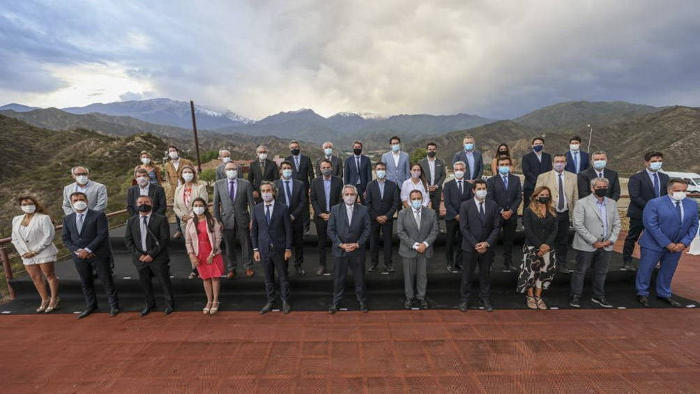 Kulfas realizó estos anuncios al participar de la reunión de Gabinete Federal, encabezada por Alberto Fernández.